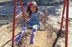 Mãe faz campanha para realizar o sonho da filha: poder caminhar normalmente Arquivo Pessoal / Leitor/DG/Leitor/DG