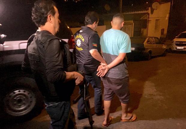 Polícia desarticula quadrilha comandada por traficante transferido para presídio federal Cid Martins / Agência RBS/Agência RBS