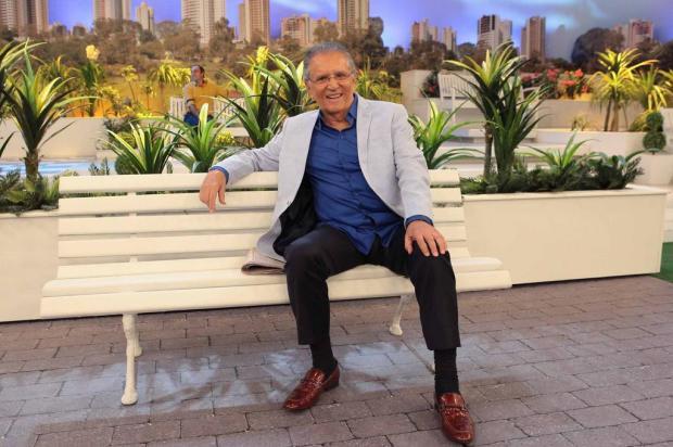 Aos 82 anos, Carlos Alberto de Nóbrega se casa pela terceira vez Leonardo Nones/Divulgação