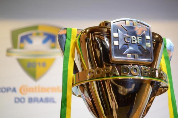 Luciano Périco: Como ficará o mapa das quartas de final da Copa do Brasil? Kin Saito/CBF/Divulgação