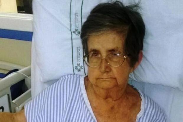 Idosa sofre com atrasos na marcação de consultas no Hospital da Ulbra, em Canoas Arquivo Pessoal / Leitor/DG/Leitor/DG