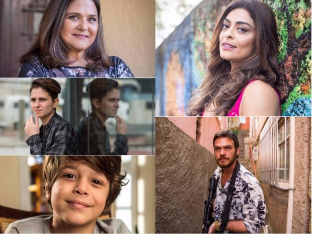 Você escolheu: confira os melhores da TV em 2017! TV Globo / Divulgação/Divulgação