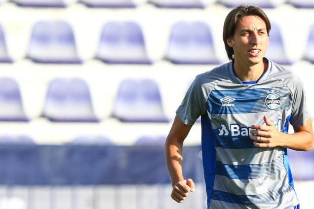 Convocado, Geromel pode perder até três jogos do Grêmio Lucas Uebel/Grêmio,Divulgação