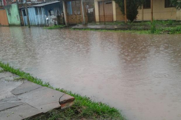 Moradores sofrem com alagamentos constantes em bairro de São Leopoldo Arquivo Pessoal / Leitor/DG/Leitor/DG