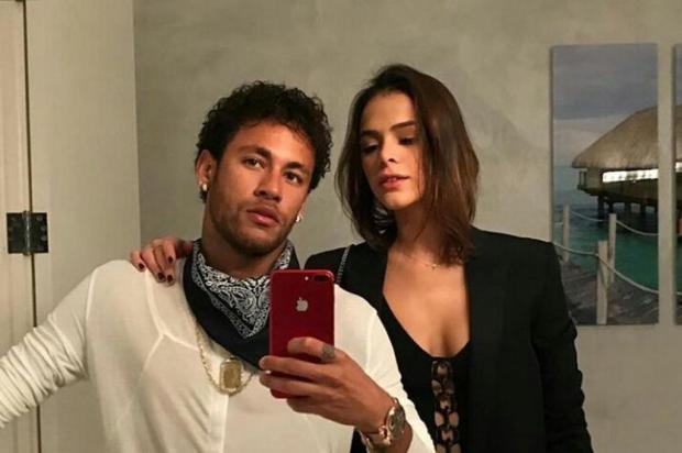 VÍDEO: Neymar admite que reataria namoro com Bruna Marquezine Instagram/Reprodução