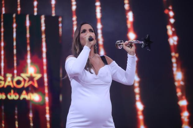 Confira as dicas para ser uma grávida linda, sarada e estilosa como Ivete Sangalo Paulo Belote / TV Globo/TV Globo