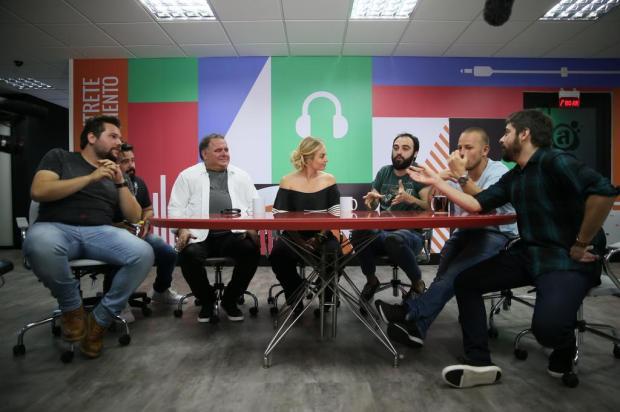 """""""Em casa ele organiza bem as coisas"""", diz Angélica sobre possível atuação de Huck na presidência Lauro Alves/Agencia RBS"""