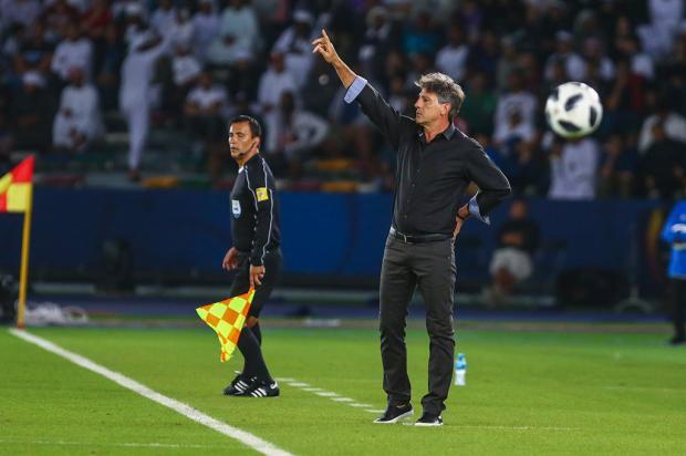 "Luciano Périco: ""A hora da extravagância"" Lucas Uebel / Grêmio, Divulgação/Grêmio, Divulgação"