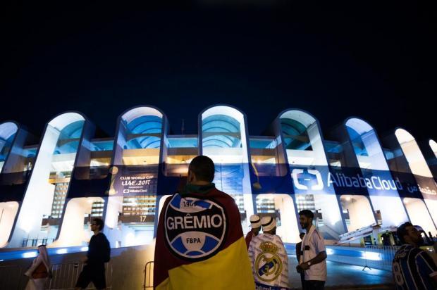 """Cacalo: """"Cresce muito nossa paixão tricolor"""" Anderson Fetter/Agencia RBS"""