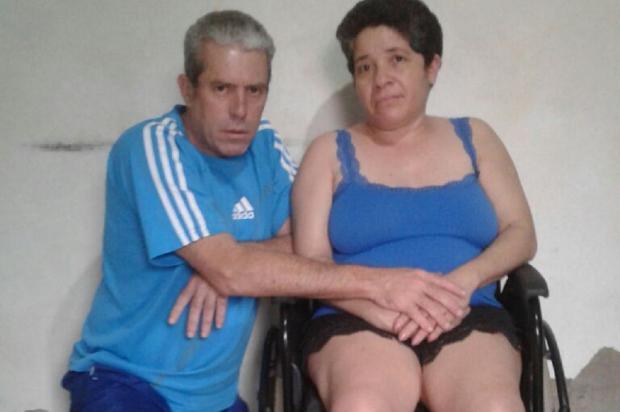 Devido ao transporte precário do Estado, moradora de Porto Alegre faz vaquinha para custear idas à fisioterapia Arquivo Pessoal / Leitor/DG/Leitor/DG