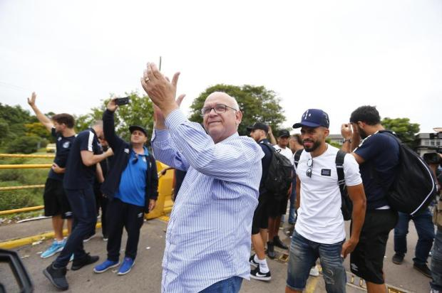 "Cacalo: ""Sem tempo para chorar"" Félix Zucco/Agencia RBS"