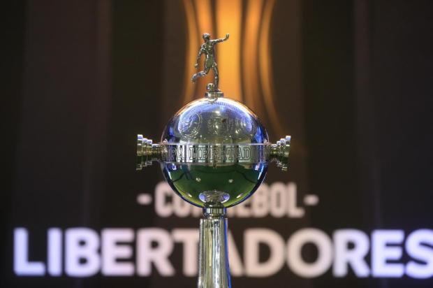 """Gustavo Manhago: """"A Libertadores começa hoje"""" André Ávila/Agencia RBS"""