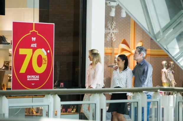 Shoppings de Porto Alegre e Região Metropolitana ampliam atendimento na semana que antecede o Natal Andréa Graiz/Agencia RBS
