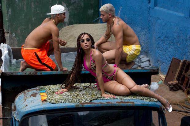 Anitta chega pela primeira vez ao top 10 da Billboard e supera Beyoncé e Lady Gaga Divulgação/Divulgação