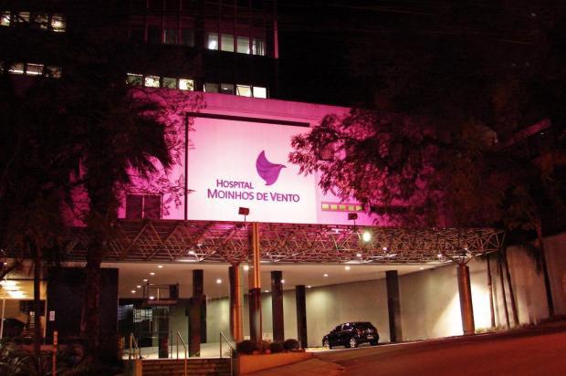 Hospital Moinhos de Vento contrata profissionais das áreas de serviços e enfermagem Regina Bof/Assessoria de Imprensa
