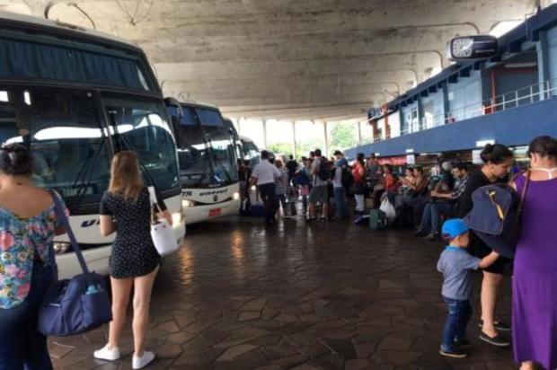 Saiba como deve ser o trânsito nas estradas gaúchas durante o feriado de Natal Marina Pagno/Agência RBS