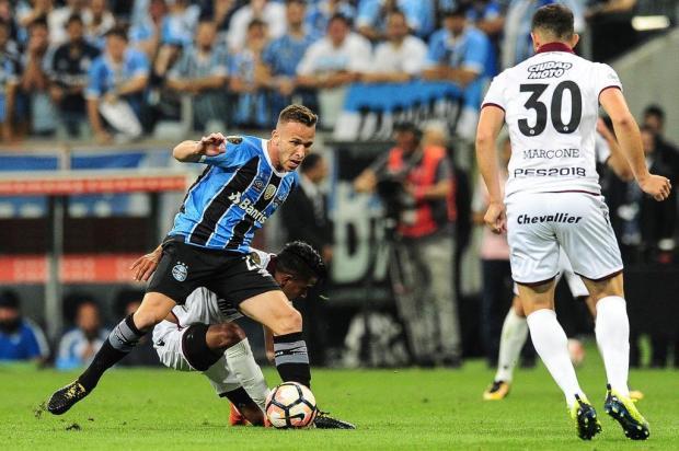 """Guerrinha: """"Saída de Arthur será um problemão para o Grêmio"""" Felix Zucco/Agencia RBS"""