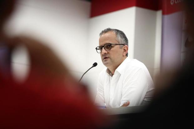"""Guerrinha: """"Inter precisa de reforços para compor o grupo"""" Carlos Macedo/Agencia RBS"""