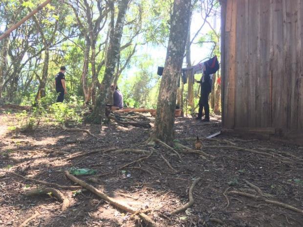 Corpo de jovem com deficiência é encontrado enterrado no pátio de residência em Porto Alegre Polícia Civil  / Divulgação /Divulgação