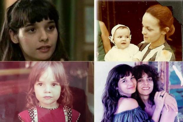 """Gloria Perez lamenta 25 anos do assassinato de Daniella: """"Filho não se conjuga no passado"""" Arquivo pessoal/Arquivo pessoal"""