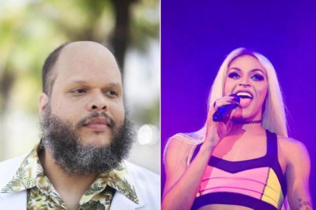 Ed Motta revela ter chorado com performance de Pabllo Vittar Daryan Dornelles e Andra Graiz/Divulgação/Agência RBS