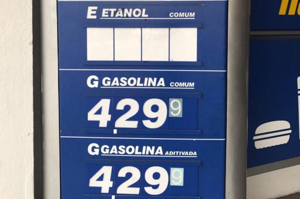 Saiba por que é cada vez mais difícil achar etanol nos postos de Porto Alegre Luana Kanitz/Agência RBS