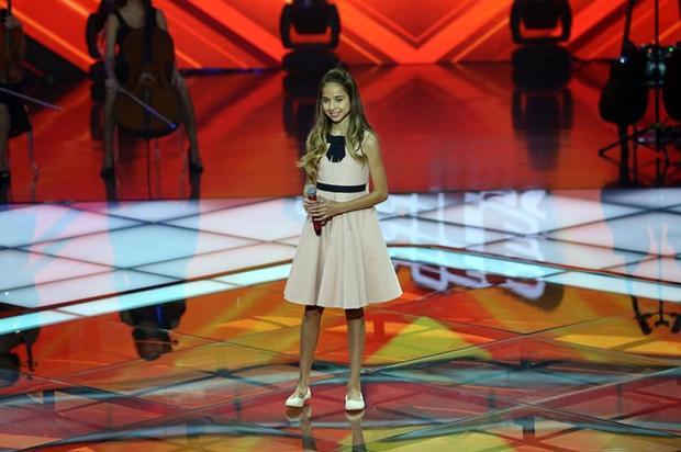 """Participante do """"The Voice Kids"""", Joyce Mendes sofre acidente de carro GShow/Divulgação"""