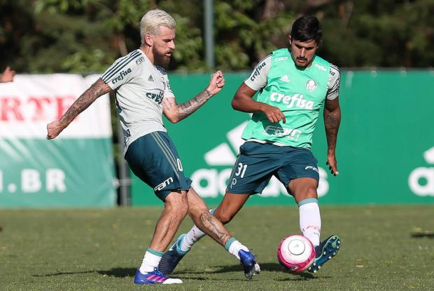 "Luciano Périco: ""Devagar, devagarinho"" Cesar Greco / Palmeiras/Palmeiras"