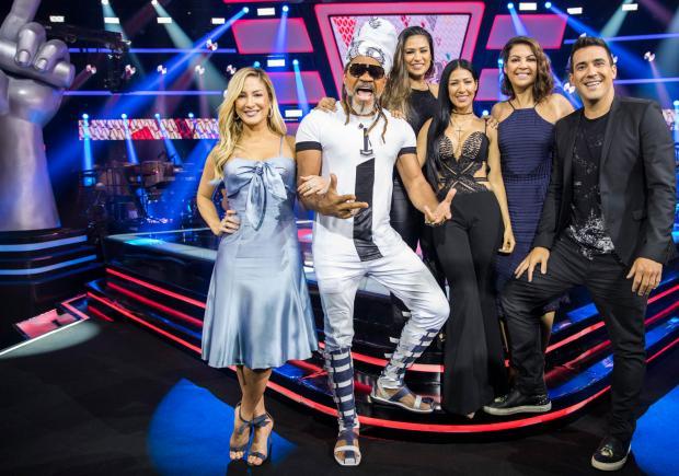 """""""The Voice Kids"""": com novos técnicos, reality show da Globo estreia nova temporada João Miguel Júnior / TV Globo / Divulgação/TV Globo / Divulgação"""