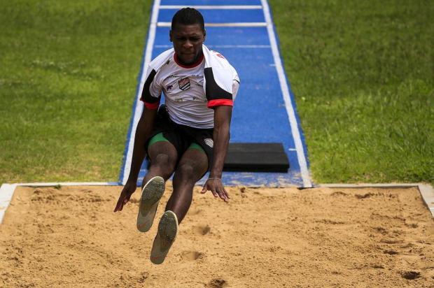 Descoberto em projeto social, atleta gaúcho se destaca nos Estados Unidos Mateus Bruxel/Agencia RBS