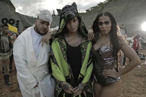 Nova música de Anitta ganha data de lançamento Reprodução/Divulgação