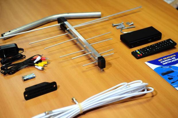 Escola técnica oferece cursos gratuitos para instalação de antenas digitais em Canoas e Porto Alegre Diogo Sallaberry/Agencia RBS