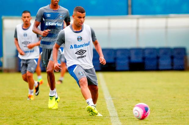 """Guerrinha: """"Grêmio com três volantes e Alisson"""" Lucas Uebel / Divulgação Grêmio/Divulgação Grêmio"""