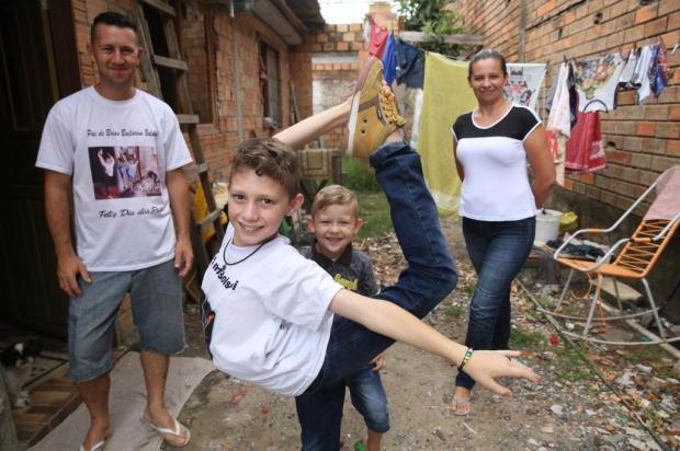 Campanha para ajudar bailarino bate a meta Tadeu Vilani/Agencia RBS