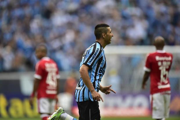 """Cacalo: """"A repatriação de jogadores"""" Ricardo Duarte/Agencia RBS"""