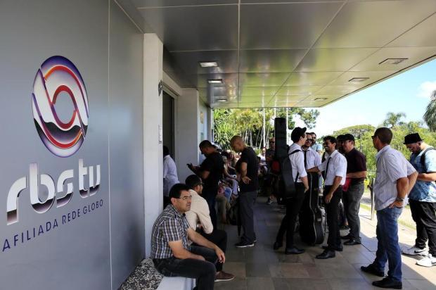 Candidatos tentam vaga em quadro do Domingão do Faustão Mateus Bruxel/Agencia RBS