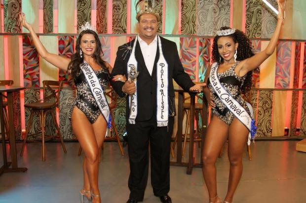 Porto Alegre já tem a nova corte do Carnaval André Gomes/Liespa