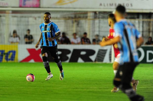 "Luciano Périco: ""Baita jogo entre Grêmio e São Luiz"" André ¿?vila / Agência RBS/Agência RBS"