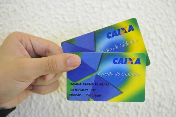Abono salarial 2016: 98 mil gaúchos ganham novo prazo para fazer o saque jean pimentel/Agencia RBS