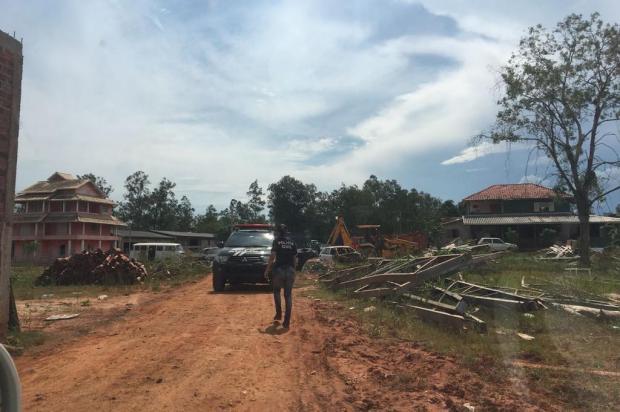 Polícia faz buscas na casa de argentino suspeito de participação em ritual satânico Lucas Abati/Agência RBS