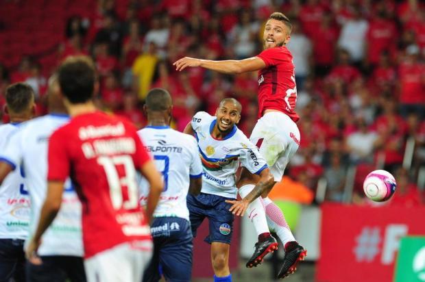 """Luciano Périco: """"Vitória do Inter na atitude e no volume de jogo"""" Lauro Alves/Agencia RBS"""