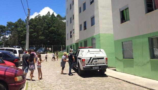 Homem é morto a tiros no loteamento Campos da Serra, em Caxias do Sul Diogo Sallaberry / Agência RBS/Agência RBS