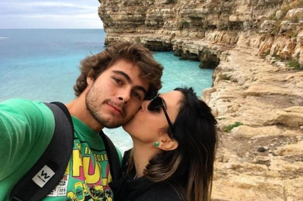 VÍDEO: Tatá Werneck interrompe entrevista ao vivo de Rafael Vitti na Rádio Gaúcha para fazer declaração de amor Instagram/Reprodução