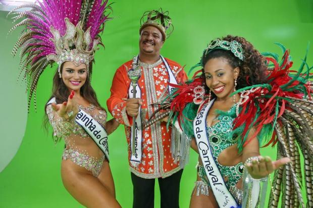 Conheça a nova corte e veja a programação do Carnaval na Capital Fernando Gomes/Agencia RBS
