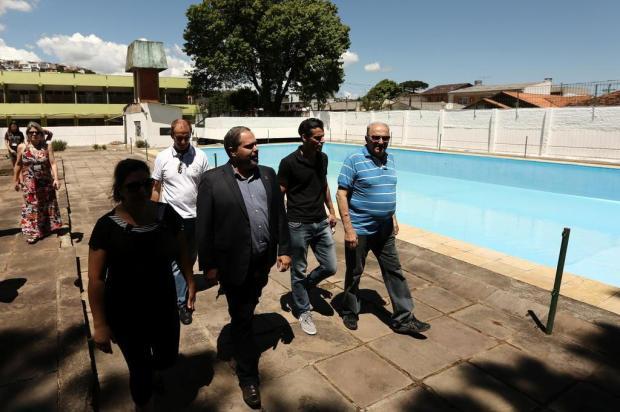 Após ficar de fora do Projeto Verão 2018, piscina reabre semana que vem Carlos Macedo/Agencia RBS