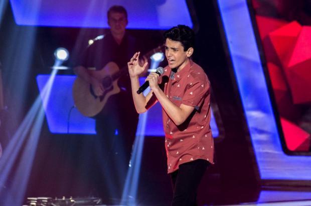 Com eliminação de gaúcho, The Voice Kids tem segundo dia de batalhas Fábio Rocha/Gshow