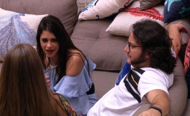 """Boletim BBB: o """"Fora, Temer"""" de Mara e a vingança da """"bruxa""""; saiba o que rolou na casa Globo / Reprodução/Reprodução"""