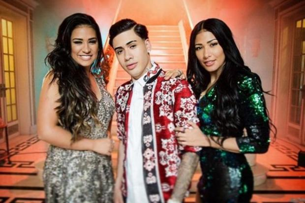 VÍDEO: Simone & Simaria e Kevinho unem sertanejo e funk em nova música Reprodução/YouTube