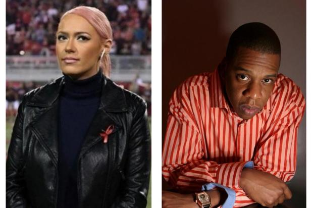 Ex-integrante do Pussycat Dolls acusa Jay-Z de tráfico de drogas Reprodução/Reprodução