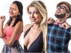 BBB 18: em paredão triplo, Gleici, Jaqueline e Mahmoud estão na berlinda Paulo Belote / TV Globo/TV Globo